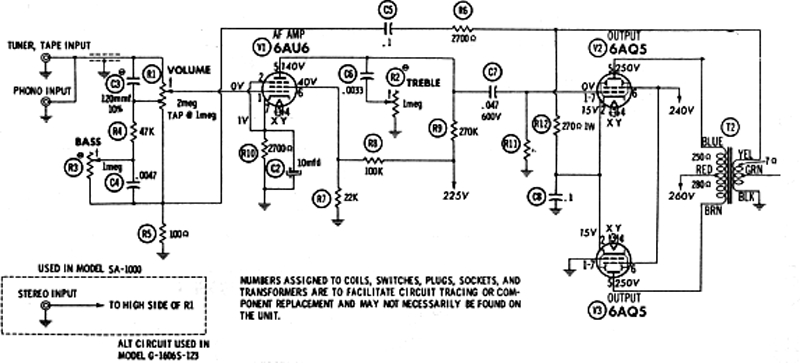 Ham Radio Am Transmitter Schematics likewise Webcor Tube Schematic additionally Rxvalvulas furthermore Popular Listings356 moreover Amxmitter. on 6sa7 transmitter schematic