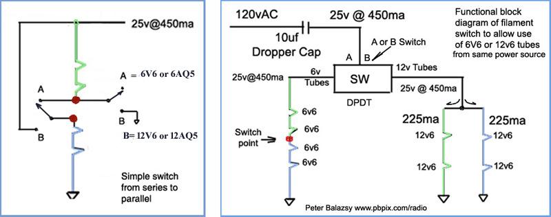 6V6 Push Pull Integrated Amplifier | 5902 Push Pull Integrated ...