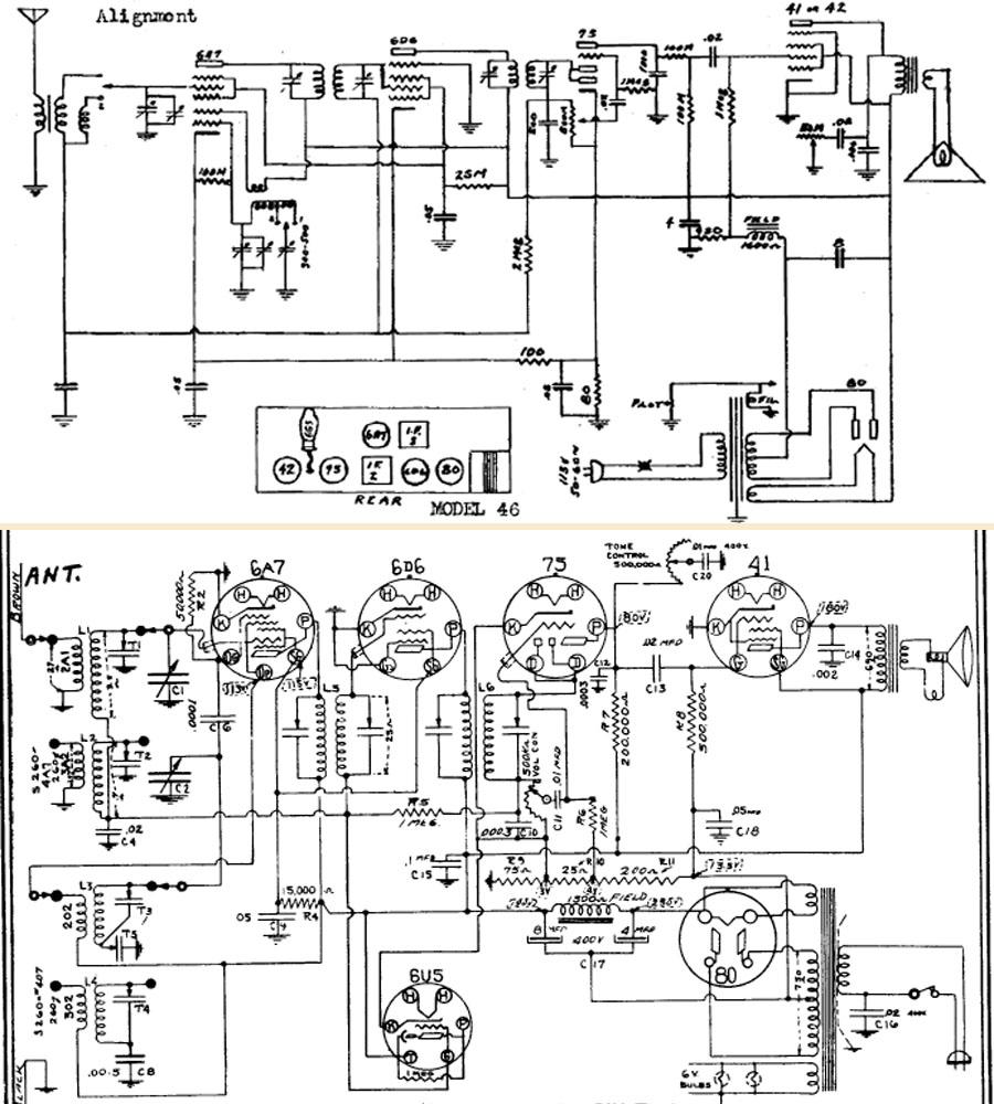1946 Farmall H Wiring Diagrams 12v Positive Ground Diagram Packard 38 A